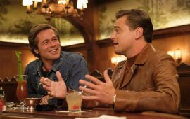 DVD/Blu-Ray actie Once Upon A Time in Hollywood (Nu overal verkrijgbaar)
