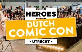 Heroes Dutch Comic Con verplaatst naar nieuwe datum (4&5 juli)
