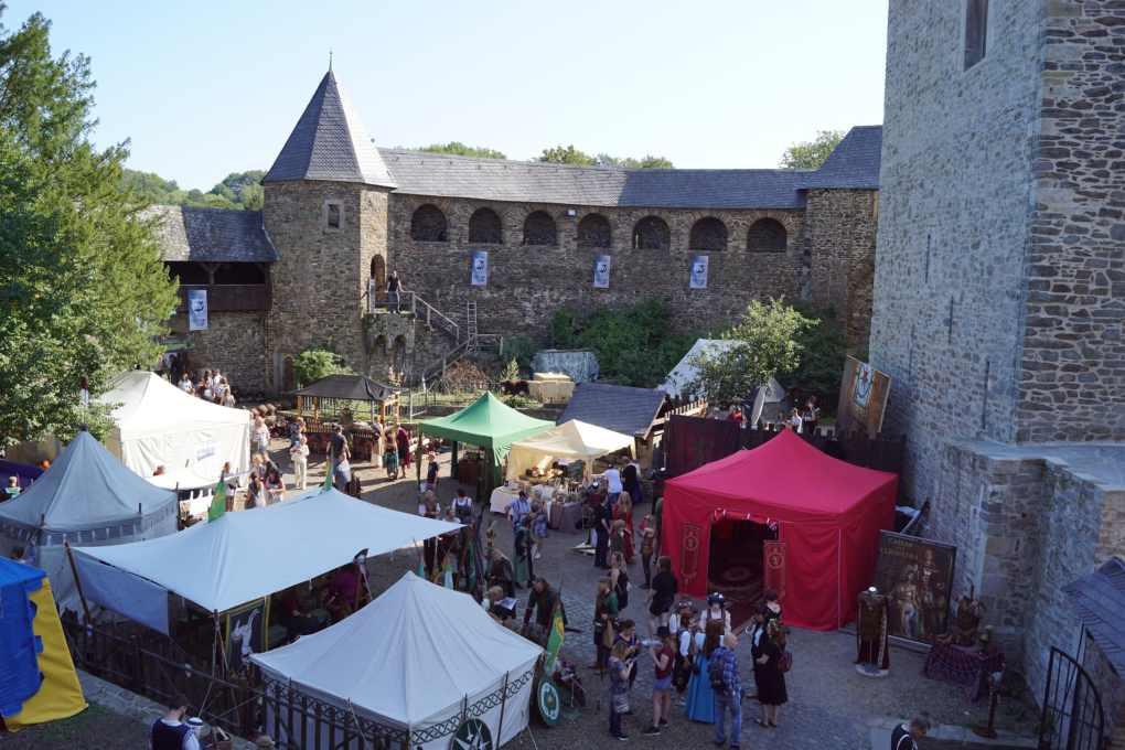 Schloss Burg, German Castle Con