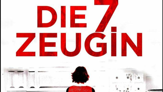 Das Buch DIE SIEBTE ZEUGIN eröffnet eine neue Buchreihe