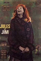 Locandina del film Jules e Jim