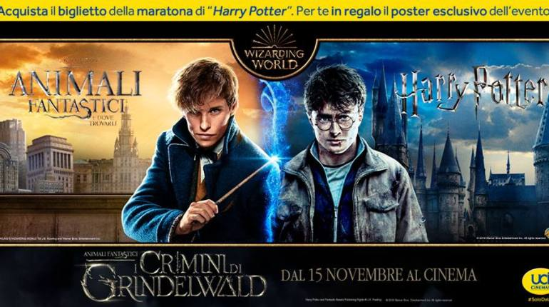 maratona harry potter