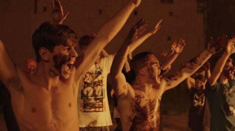 Immagine del film La paranza dei bambini