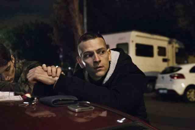 Alessandro Borghi in un'immagine del film Sulla mia pelle di Alessio Cremonini