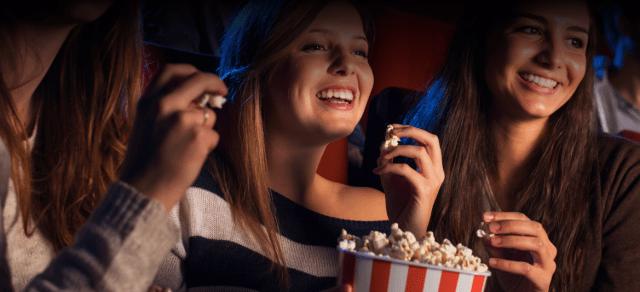 Come andare al cinema gratis col telefono
