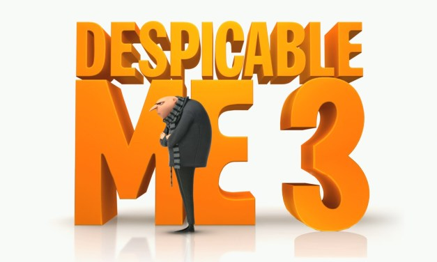 """Despicable Me 3"": More of the same.  Only not enough of it."