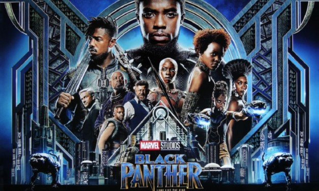Black Panther Review 2018