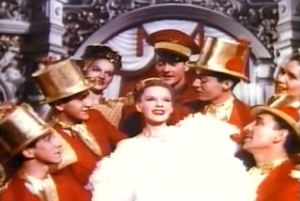 Judy Garland inTill the Clouds Roll By