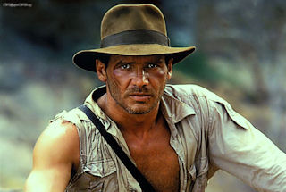 Harrison Ford: Indiana Jones