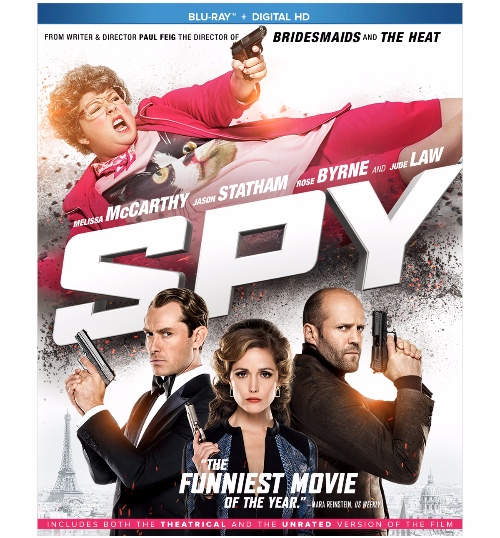Spy Box Art