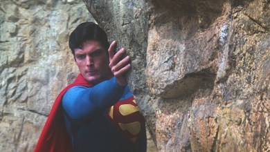 Photo of Superman: The Movie (1978) rescues a stuck Blu-ray from a tree