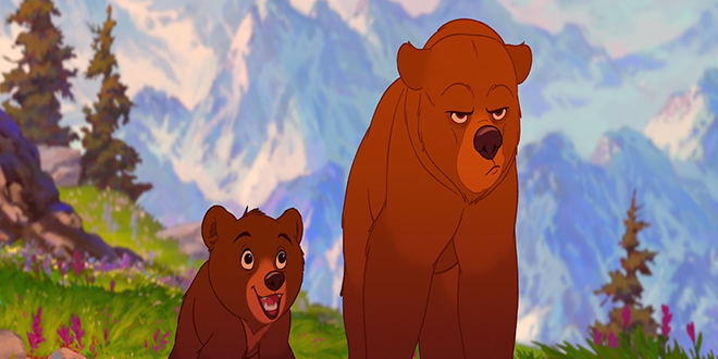 Disney S Brother Bear Coming To Blu Ray Mhm Podcast Network