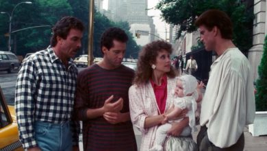 Photo of Three Men and a Baby (1987)
