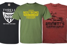 Retro Men's T-Shirts from our Favorite 80s Movies