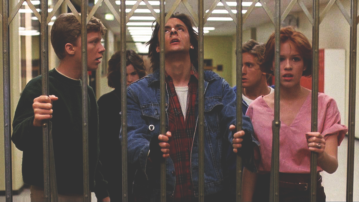the breakfast club 1985 movie review on the mhm podcast