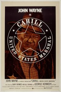 Cahill: United States Marshal (1973)
