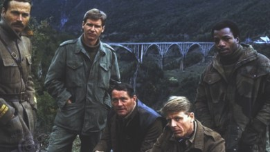 Photo of Force 10 from Navarone (1978) infiltrates Blu-ray