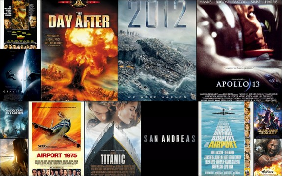 Image result for disaster movies