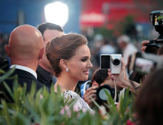 Natalie Portman at the 2016 Venice Film Festival premiere of Jackie Photograph by Annalisa Flori, courtesy of Getty Images