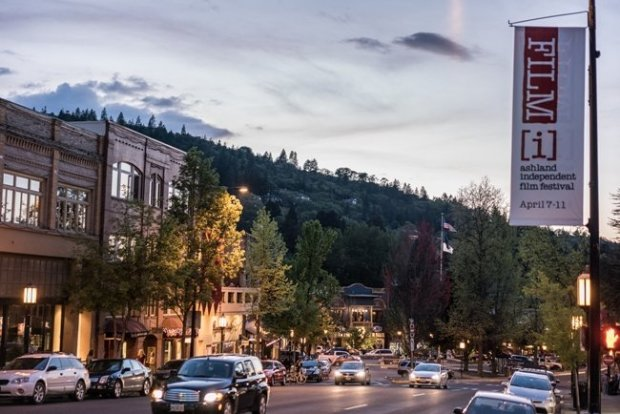 Ashland, Oregon makes a picturesque backdrop to Ashland Independent Film Festival. Photo by Darren Campbell