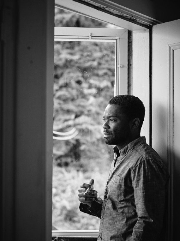 Actor David Oyelowo stars in the upcoming Five Nights in Maine, filmed in part in Portland, ME. Courtesy of Dennis Williams