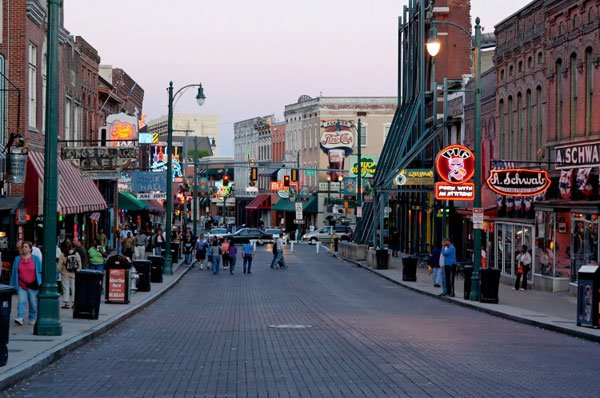 Best places to live and work as a moviemaker in 2014 big for Small towns in tennessee near memphis