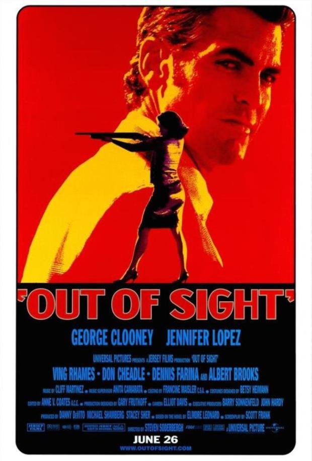 Out of Sight Poster #2