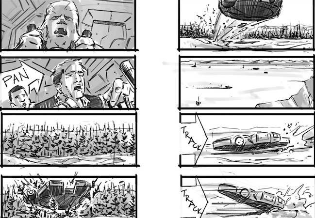 Luck Of The Draw: Whatu0027s The Best, And Cheapest, Way To Figure Out If Your  Film Works? Storyboarding