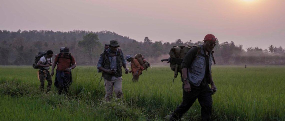 La nueva película de Spike Lee es 'DA 5 Bloods: hermanos de armas'