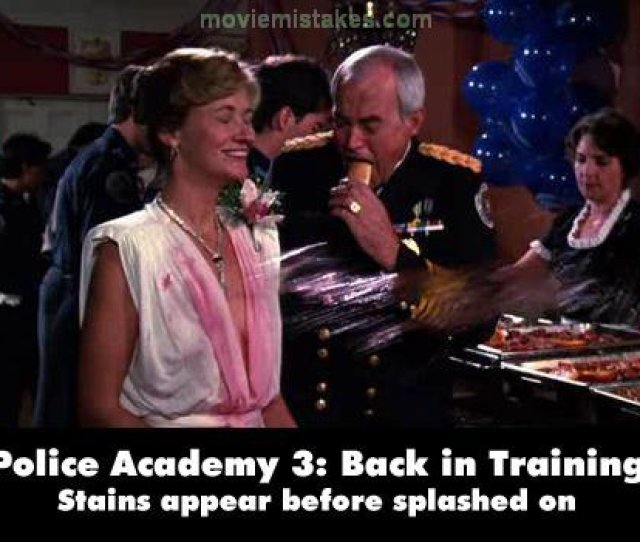 Police Academy 3 Back In Training Picture