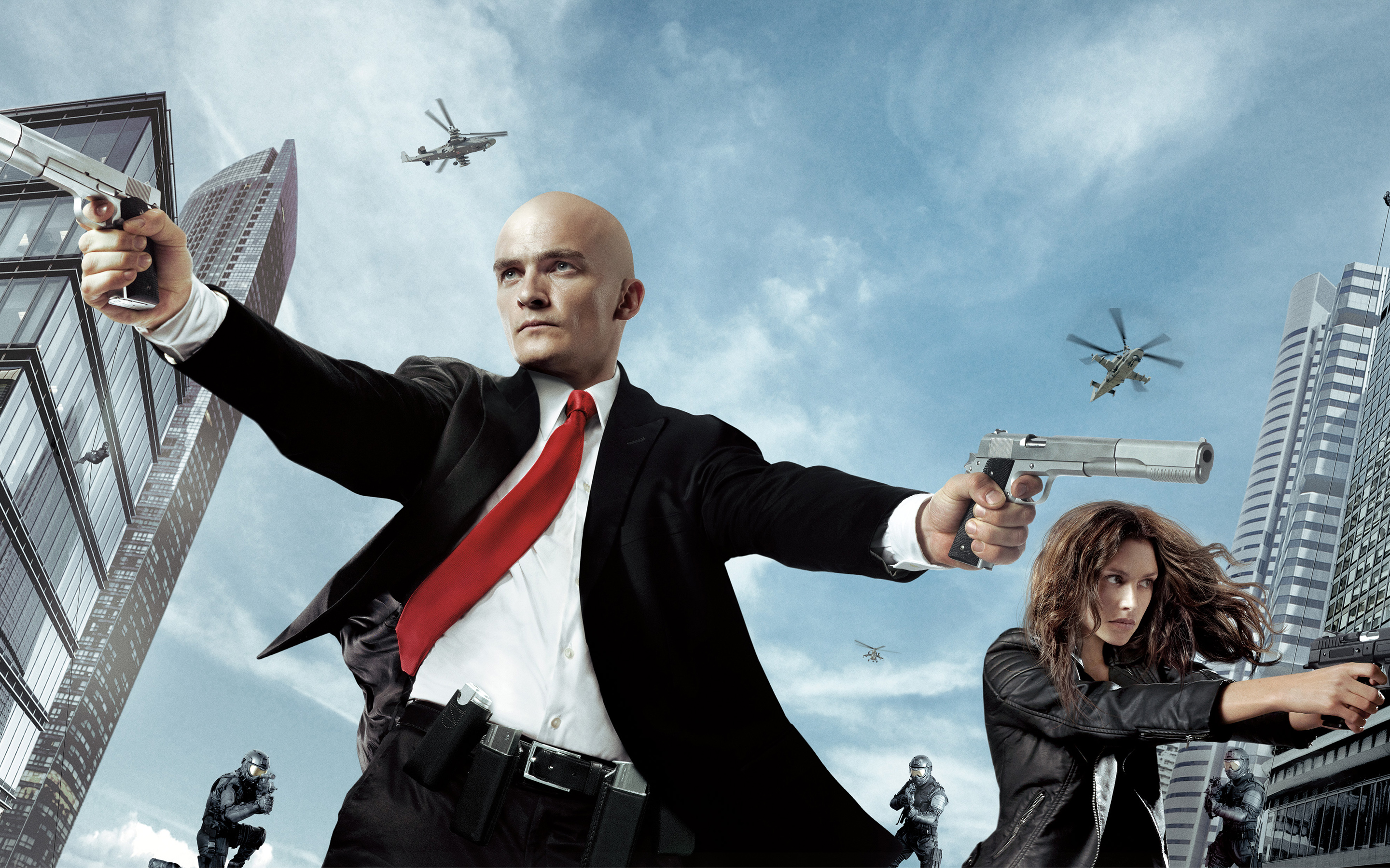 Movie Review Hitman Agent 47 Moviemuse