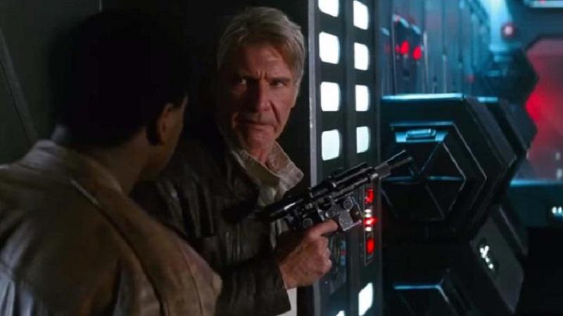 Han Solo and Finn