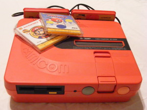 Sharp Twin Famicom
