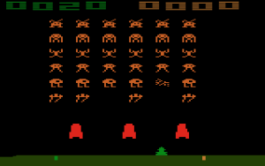Space Invaders 3