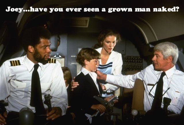 Airplane - Surely The Most Jokes Ever  Moviemuse-7072