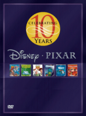 Pixar Box Set