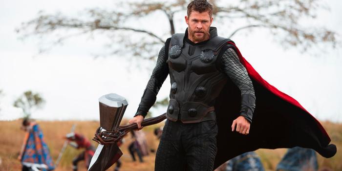 Thor's Stormbreaker