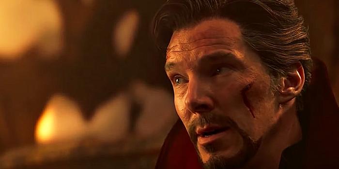 Doctor Strange quote in Infinity War