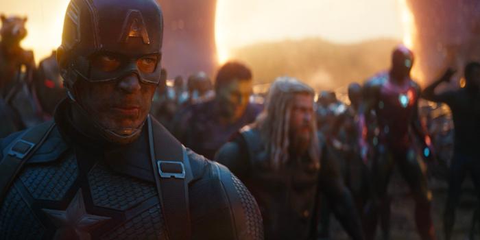 Avengers in eindgevecht Endgame
