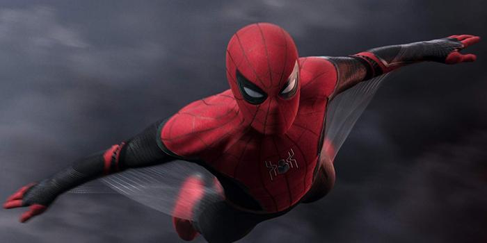 Spider-Man rood-zwart pak