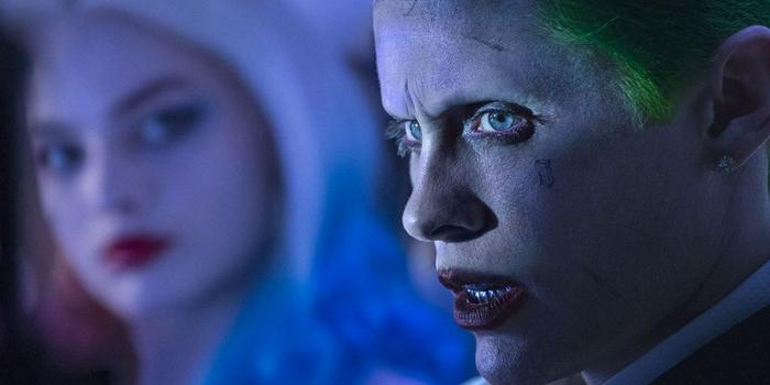 Jared Leto als de Joker