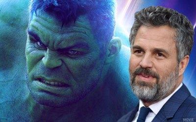 De Hulk en Mark Ruffalo