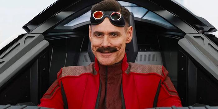 Jim Carrey als Dr. Robotnik