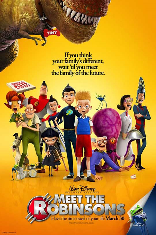 Image result for meet the robinsons