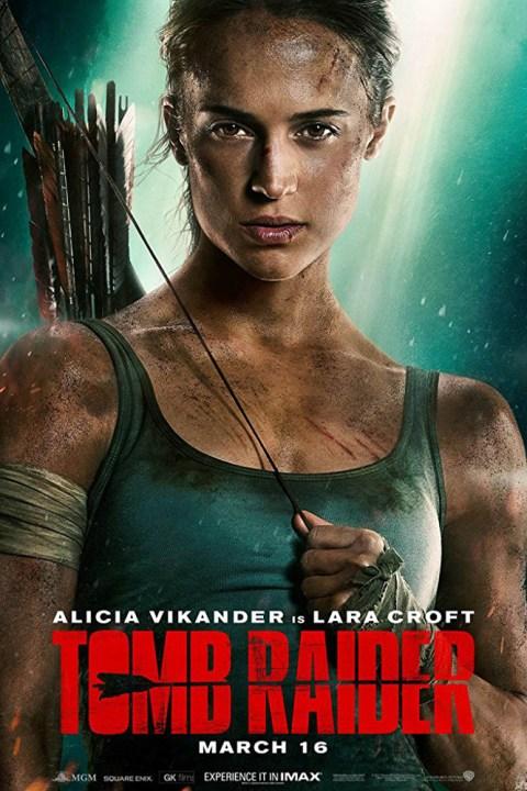 Download Tomb Raider (2018) Dual Audio {English} 480p   720p