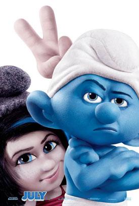 The Smurfs 2 Trailer DVD Blu Ray Neil Patrick Harris