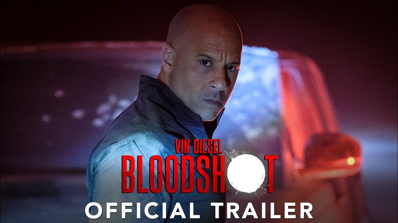 bloodshot 2020 trailer poster