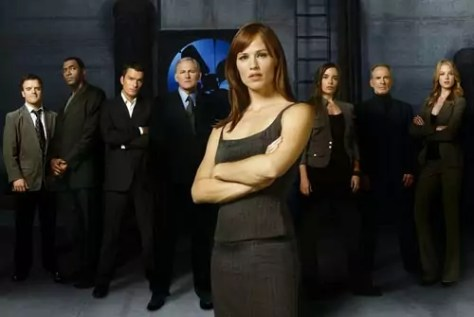 Alias Final Season cast