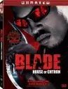 Blade IV: House of Chthon dvd cover