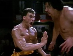 Jean-Claude Van Damme in Bloodsport